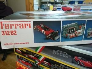 プロター 1/12 フェラーリ 312 B2