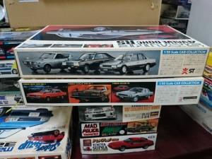バンダイ 1/20 スカイライン RS ターボ