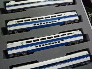 KATO カトー Nゲージ  東海道新幹線  グランドひかり  2階建て車両