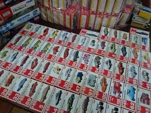 トミカ 日本製 赤箱  まとめて買取り