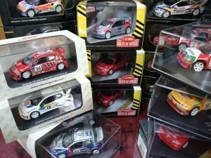 ビテス  VITESSE スキッド SKID  1/43  プジョー Peugeot  ラリー カー  買取しています