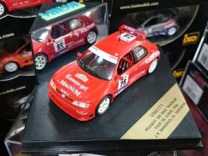 ビテス  VITESSE  1/43  プジョー Peugeot  306maxi マキシ  V98171  買取しています