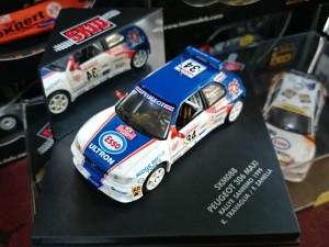 スキッド SKID  1/43  プジョー Peugeot  306maxi マキシ  SKM088 買取しています