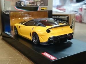 京商 ミニッツ ボディ フェラーリ 599 XX