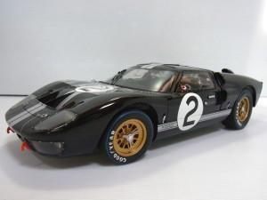 エグゾト 1/18 フォード GT40  Mk.2