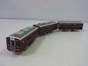 トミー プラレール  阪急電鉄 8000系