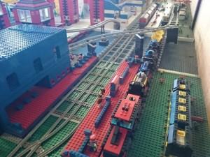 レゴの街  レゴトレイン  あなたのレゴコレクション買取ります お売りください