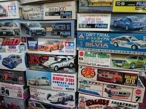 自動車プラモデル 買取りしています。売りたい方、お売りください