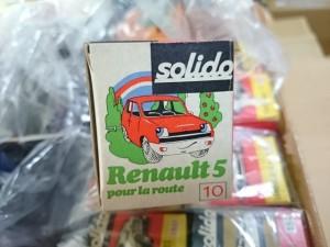 SOLIDO ソリド ルノー5  サンク  買取強化中 お売りください。