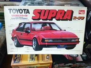 LS 1/24 トヨタ US仕様 セリカ・スープラ