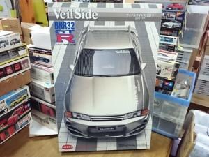 フジミ 1/12 ヴェイルサイド R32 GT-R コンバット