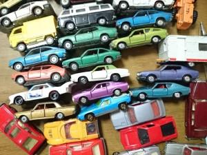 神奈川県横浜市より ミニカー 自動車プラモデル 大量買取致しました。