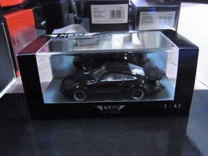 NEO 1/43 ポルシェ 930 SE ターボ フラットノーズ    ミニカー 買取しています。