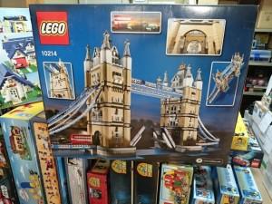 レゴ クリエイター 10214  タワーブリッジ     LEGO買取りしています。お売りください。