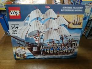 レゴ  パイレーツ  10210  インペリアル フラッグシップ     LEGO買取りしています。お売りください。