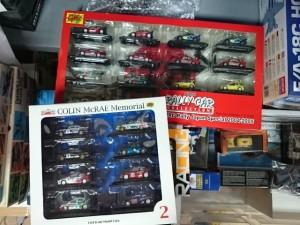 シーエムズ 1/64 ラリーカーコレクション コリンマクレーメモリアル  WRC ラリージャパン スペシャル 2004-2005
