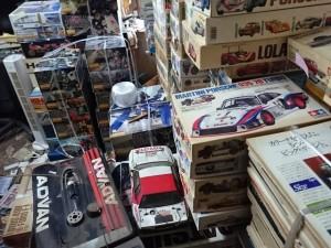東京都板橋区に、プラモデル、スロットカー、他 出張買取にお伺い致しました。