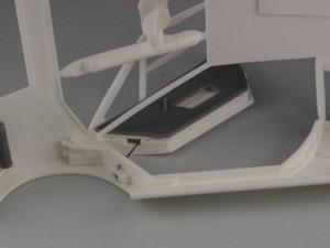 フジミ模型 1/24 エンスージアストモデル ランボルギーニ・カウンタック 製作指南 ドアの調整