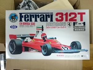 マルイ 1/24 フェラーリ 312T