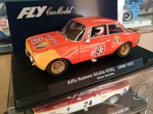 FLY 1/32 アルファロメオ ジュリア GTAj DRM1972