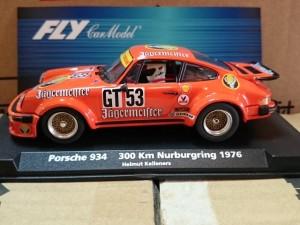 FLY 1/32 ポルシェ 934 300km Nurburgring 1976