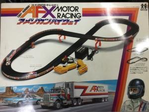 AFX アメリカン ハイウェイ  コースセット