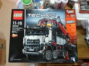 レゴ テクニック 42043 メルセデス ベンツ アロクス 3245
