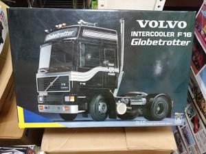 神奈川県平塚市よりポケール ボルボ F16 他トラックプラモデル買取致しました。
