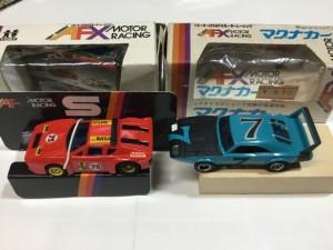 AFX 車両 スーパーバード フェラーリ