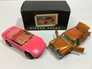 マッチボックス 300ZX、メルセデス