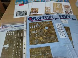 FLIGHTPATH エッチングパーツ