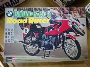 レベル 1/8 BMW R75/5 ロードレーサー