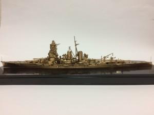 素組みで作る戦艦比叡 -完成編-