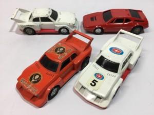 バンダイ ダッパー BMW 3.5CSL