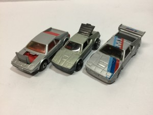 3インチ ミニカー BMW M1