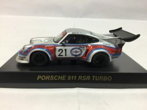 京商 1/64 ポルシェ 911 RSRターボ