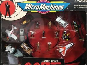 ガルーブ galoob   マイクロマシン  MicroMachines  007