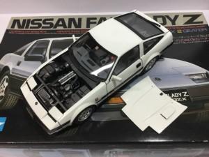 タミヤ 1/24 フェアレディ 300ZX No.42