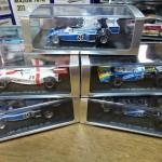 スパーク 1/43 マトラ リジェ 他 F1マシンミニカーを静岡県静岡市で出張にてお譲りいただきました