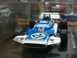 スパーク 1/43 マトラ Matra MS120 n21フランスGP 1970