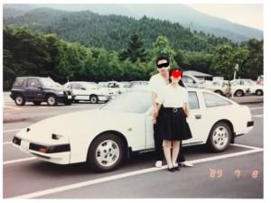 担当筆者の愛車 300ZX