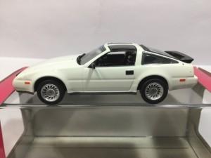 DISM  フェアレディZ 300ZX  アオシマ  車高調整  高