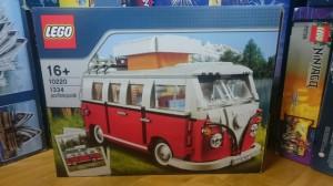 レゴ 10220 VWキャンパーヴァン