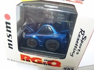 チョロQ RG-Q スカイライン GT-R ニスモ スポーツリセッティング Qショップ限定
