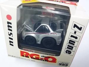 チョロQ RG-Q スカイライン GT-R ニスモ Z チューン Qショップ限定
