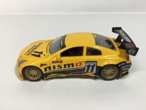 マッスルマシンスポコン ミニカー インフィニティ V35