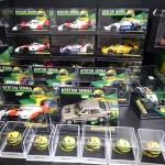 PMA 1/43 LANG セナ コレクションなどを出張にて静岡県静岡市よりお譲りいただきました