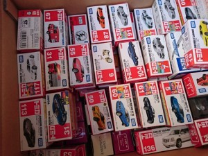 Minicar, tomica  purchase campaign