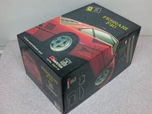 ポケール 1/8 フェラーリ F40 リバロッシ パッケージ3