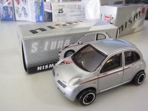 トミカ NISMO TUNED CAR Series MARCH S-tune